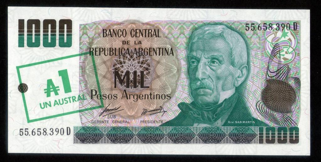 Personajes importantes en billetes Argent12