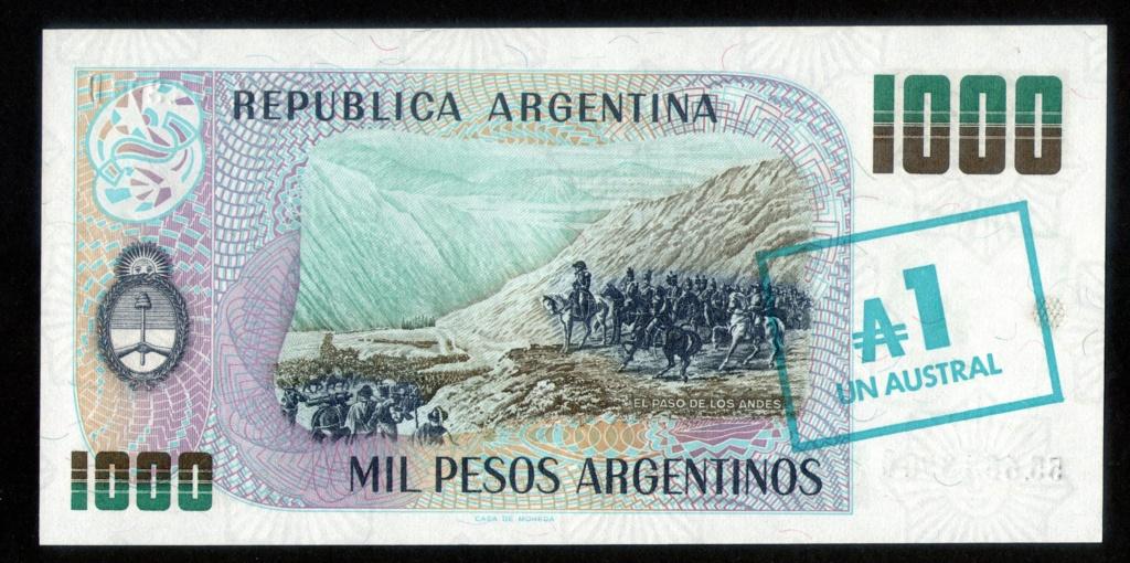 Personajes importantes en billetes Argent13