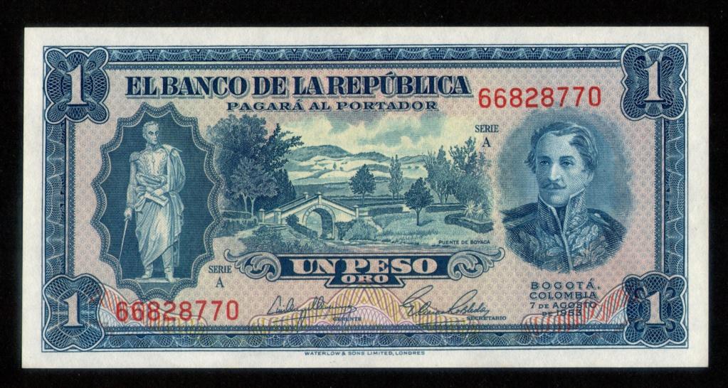 Personajes importantes en billetes Colomb10