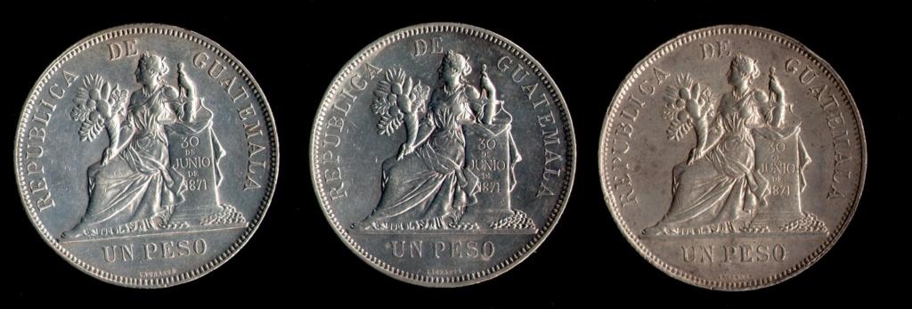 1 Peso de 1.894 de Guatemala. Compar10
