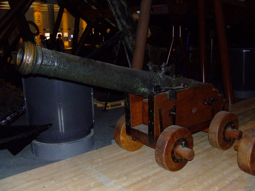¿Pudo el galeón Vasa hundirse por una moneda? Dscf1311