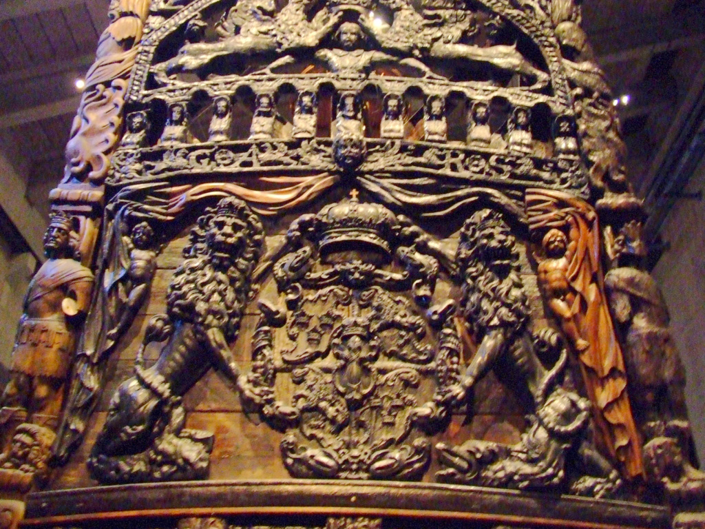 ¿Pudo el galeón Vasa hundirse por una moneda? Dscf1312
