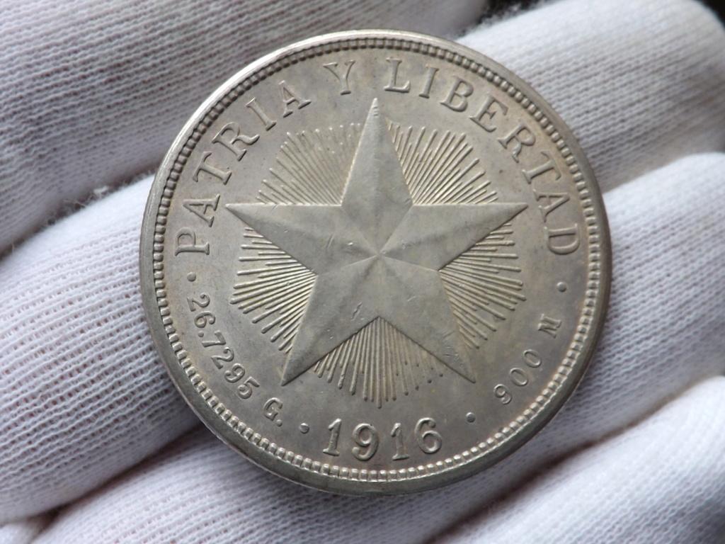 1 Peso de 1.916, Cuba. Dedicado a deltax. Dscf3415
