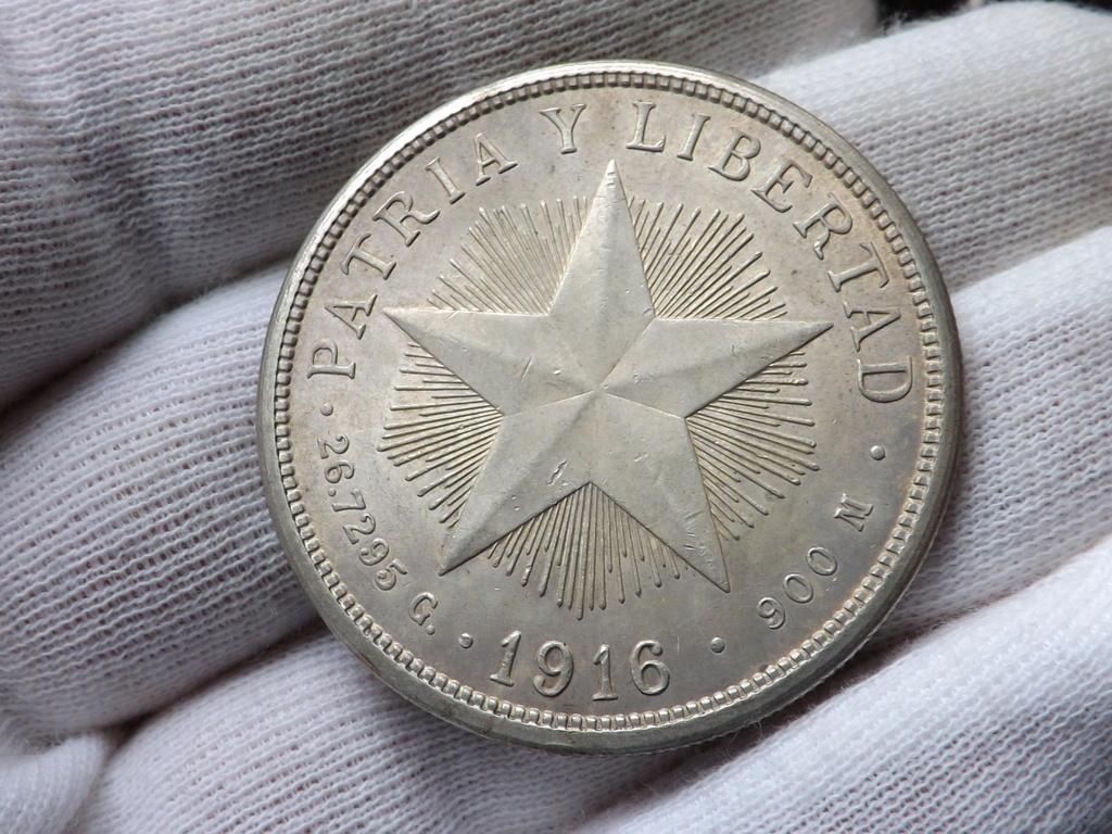 1 Peso de 1.916, Cuba. Dedicado a deltax. Dscf3416