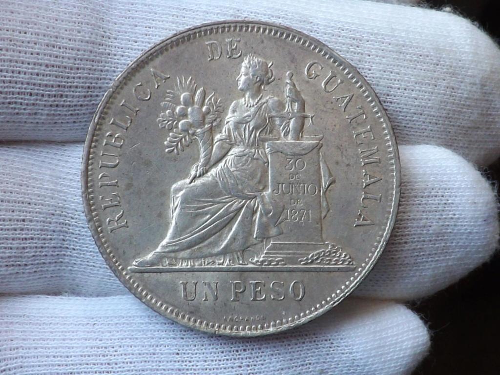 1 Peso de 1.894 de Guatemala. Dscf3628