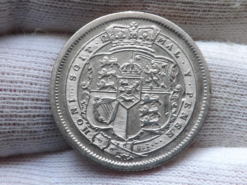 1 Shilling (Bob) de 1.817. Gran Bretaña Dscf3720