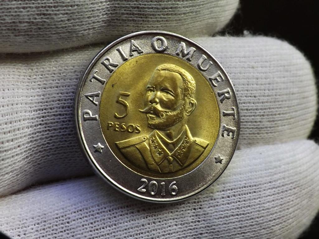 5 Pesos (CUP) de 2.016, Cuba. ¡¡¡Gracias Sol Mar!!! Dscf4210