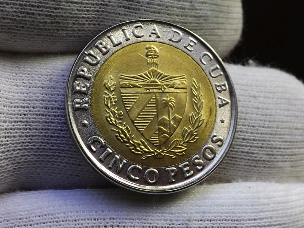 5 Pesos (CUP) de 2.016, Cuba. ¡¡¡Gracias Sol Mar!!! Dscf4211