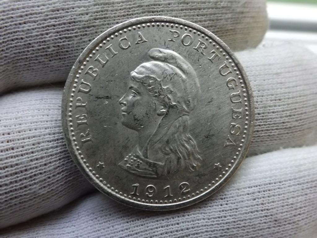 1 Rupia de 1.912 de la India Portuguesa. Dscf4242