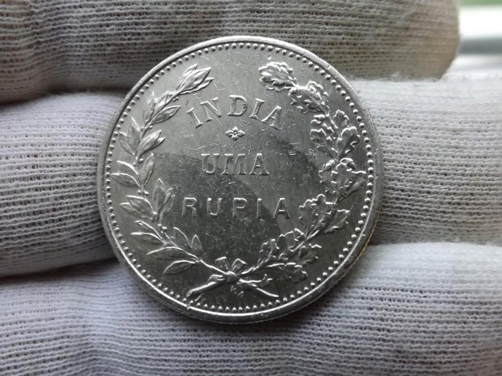 1 Rupia de 1.912 de la India Portuguesa. Dscf4243