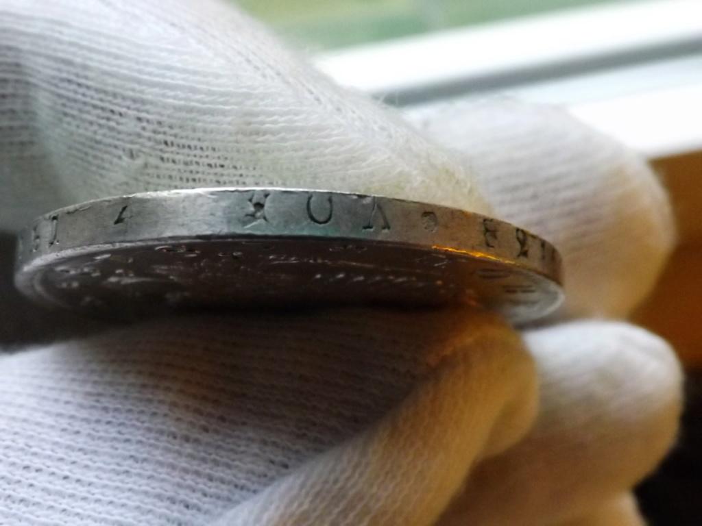 1 Rublo de 1.818, Rusia. Dscf4249