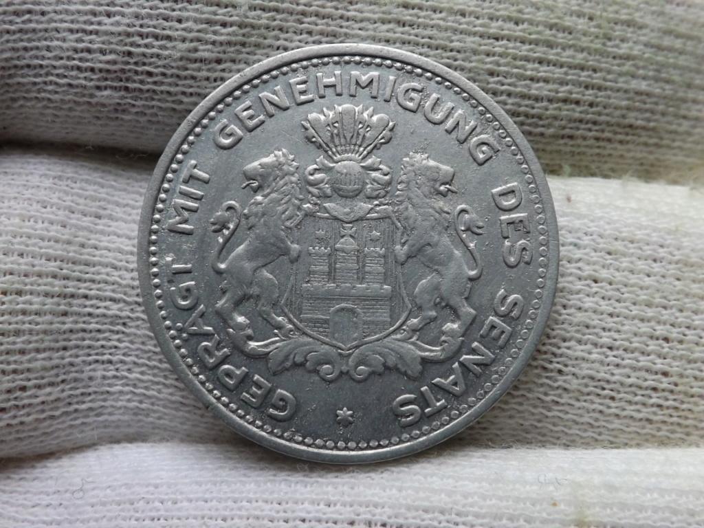 """Las monedas de necesidad """"oficiales"""" del Banco de Hamburgo S.A. de 1.923 Dscf4255"""