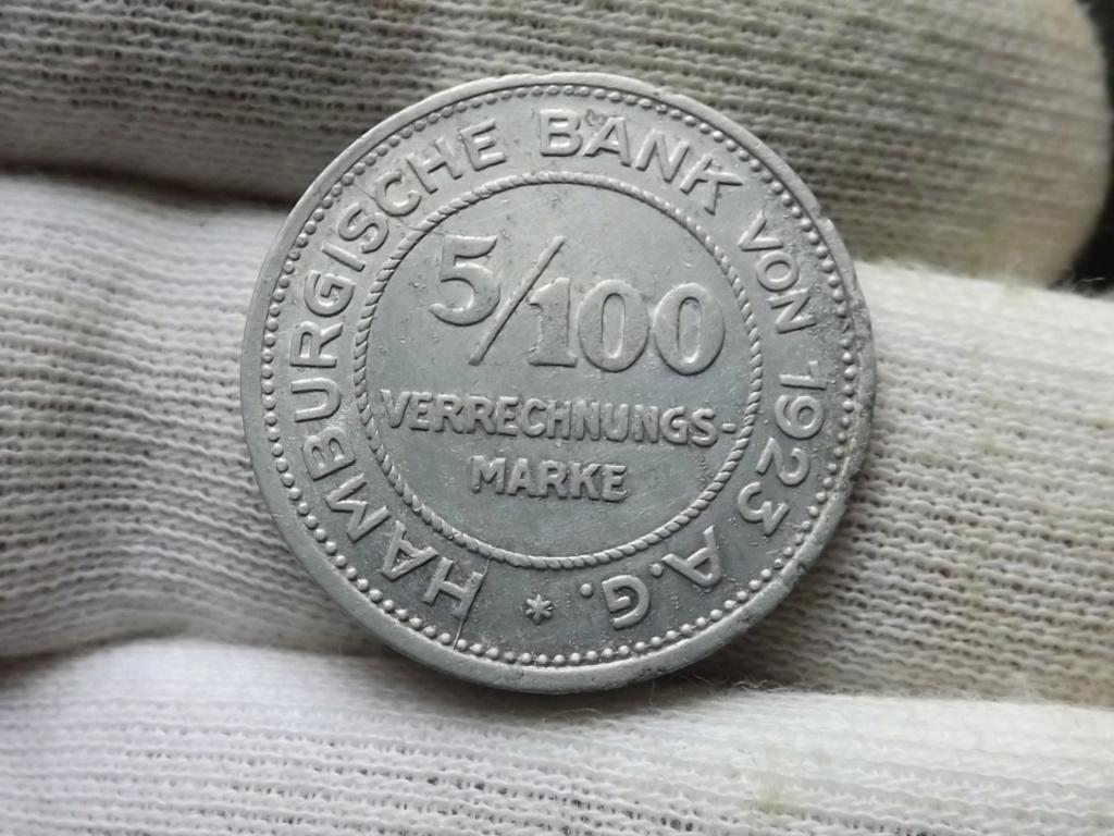 """Las monedas de necesidad """"oficiales"""" del Banco de Hamburgo S.A. de 1.923 Dscf4256"""