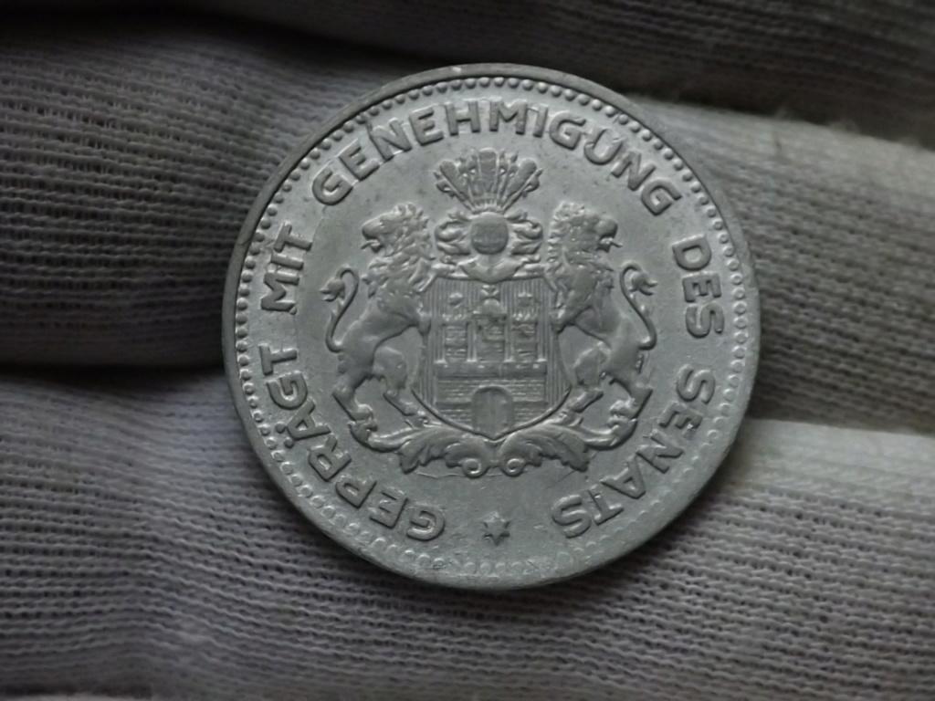 """Las monedas de necesidad """"oficiales"""" del Banco de Hamburgo S.A. de 1.923 Dscf4311"""