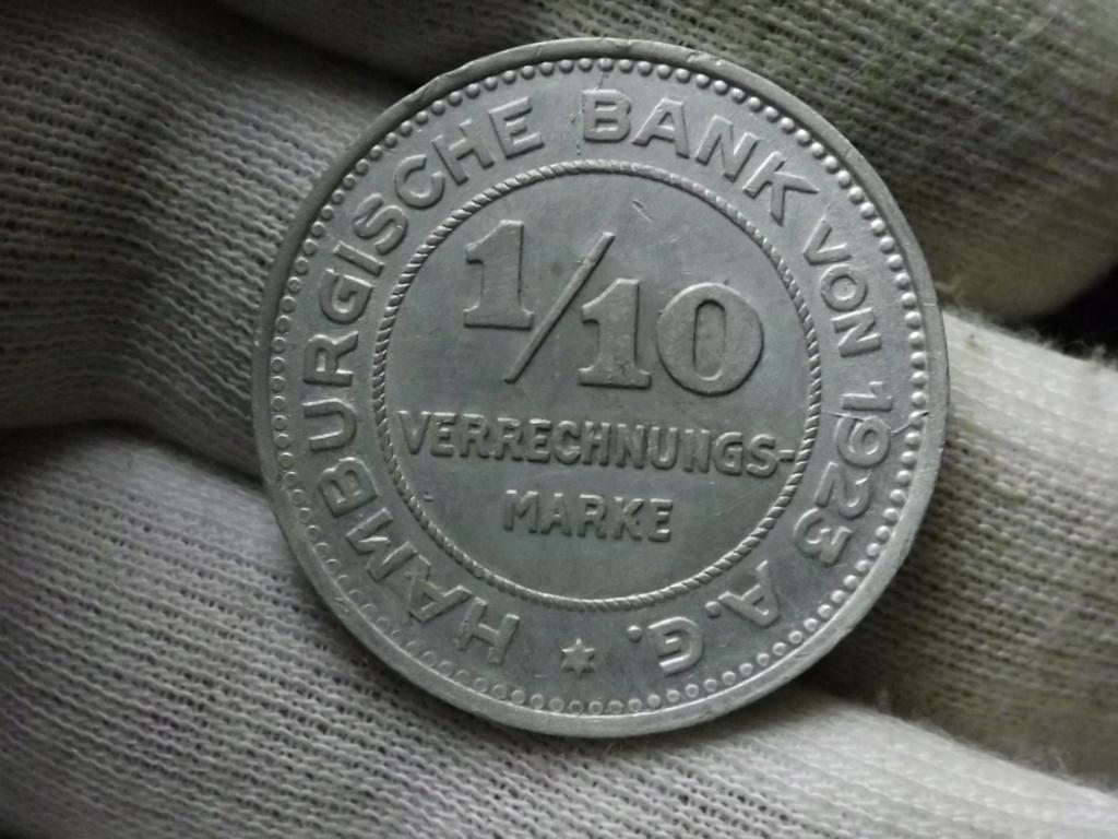 """Las monedas de necesidad """"oficiales"""" del Banco de Hamburgo S.A. de 1.923 Dscf4312"""