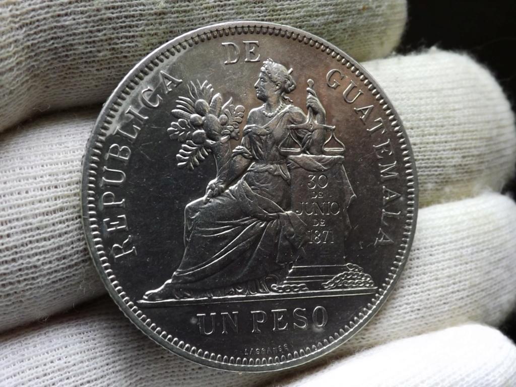 1 Peso - Guatemala, 1895 Dscf4619