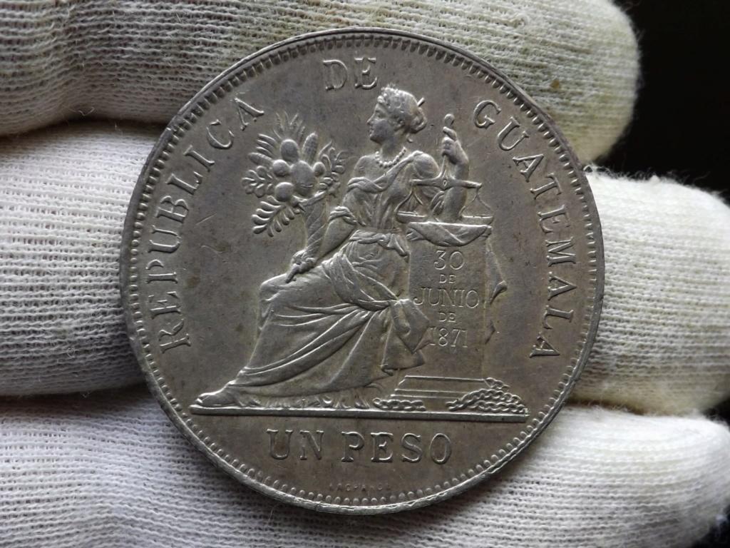 1 Peso - Guatemala, 1895 Dscf4620