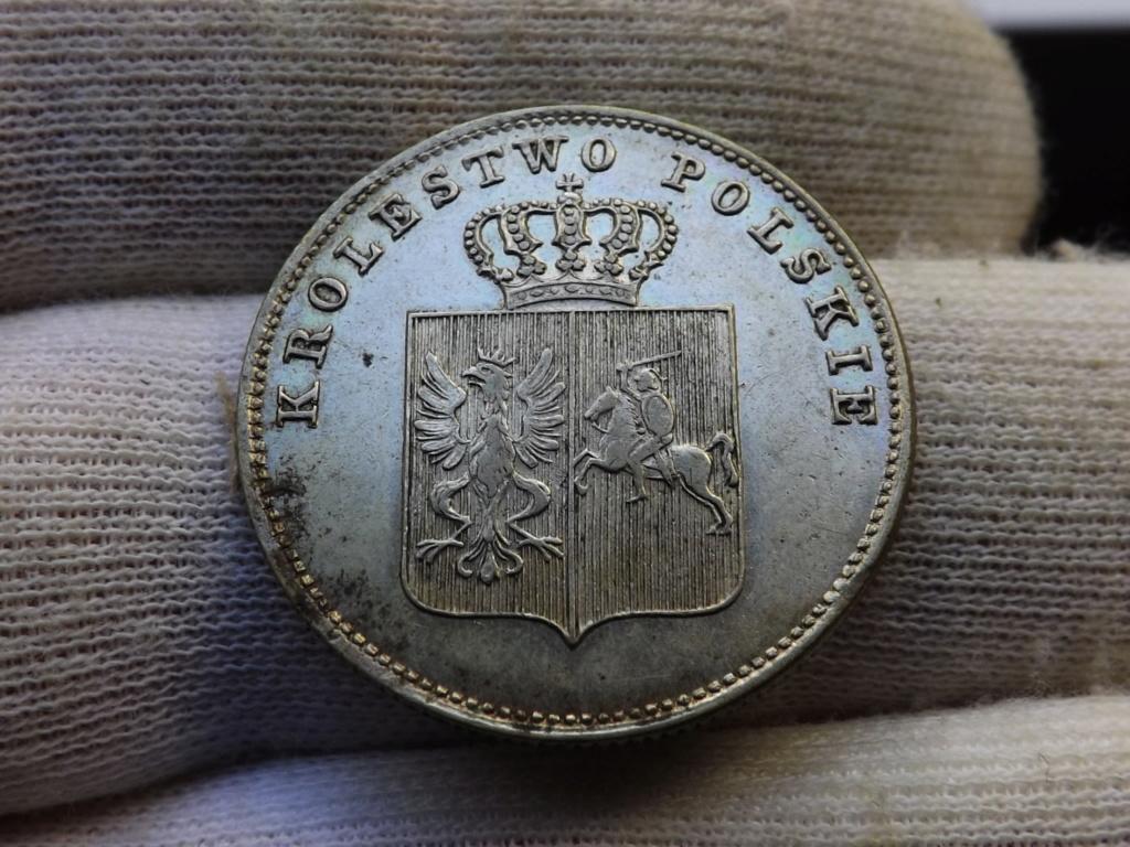 2 złote de 1.831 de la insurrección polaca. Dedicada a armintza79 y + Dscf4710