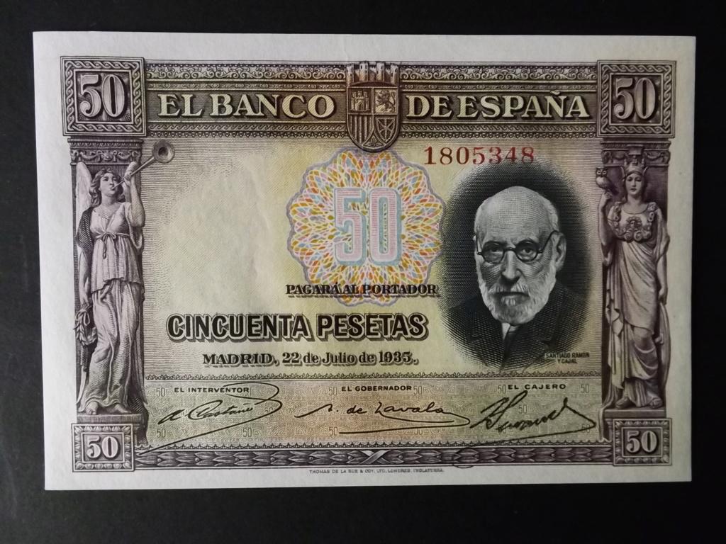 """50 Pesetas 1935 """"Ramón y Cajal"""" S/S & A - Página 2 Dscf5013"""