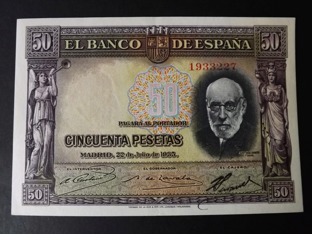 """50 Pesetas 1935 """"Ramón y Cajal"""" S/S & A - Página 2 Dscf5016"""