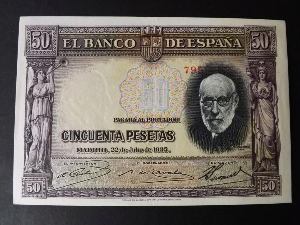 """50 Pesetas 1935 """"Ramón y Cajal"""" S/S & A - Página 2 Dscf5019"""