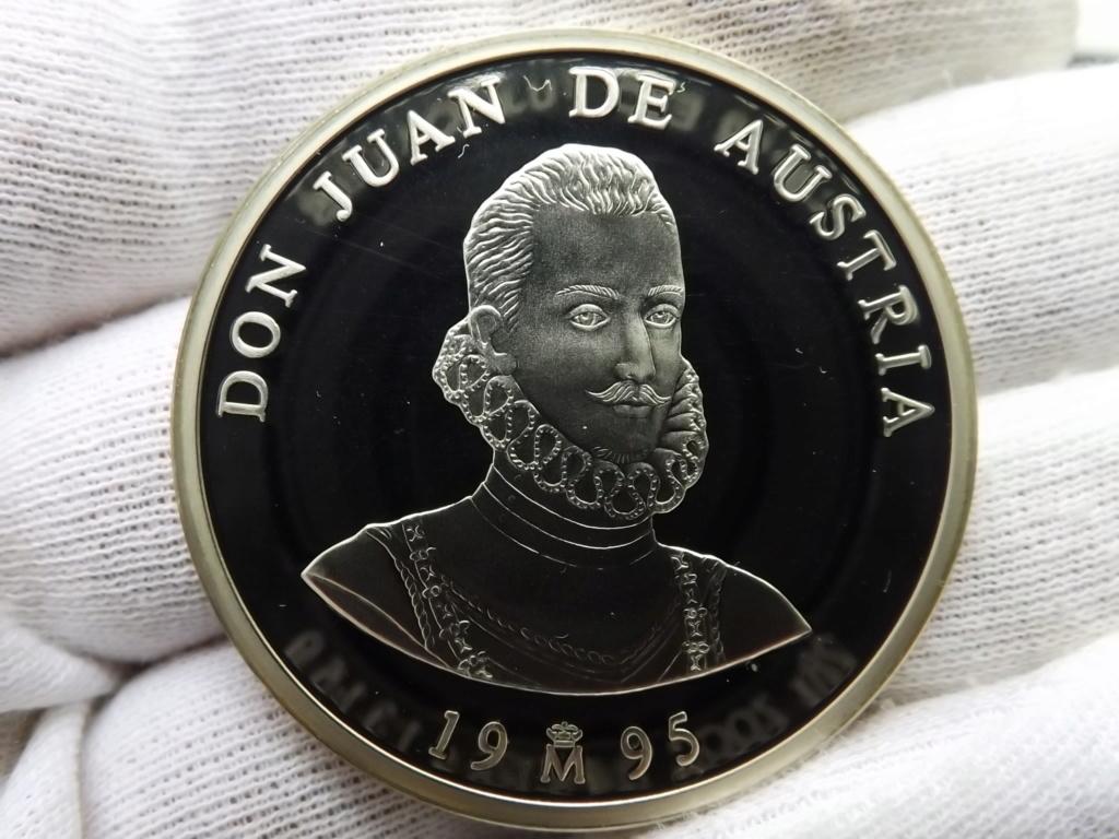 5 Ecu de 1.995 de España . Dedicado al amigo y compañero JRBCN Dscf5122
