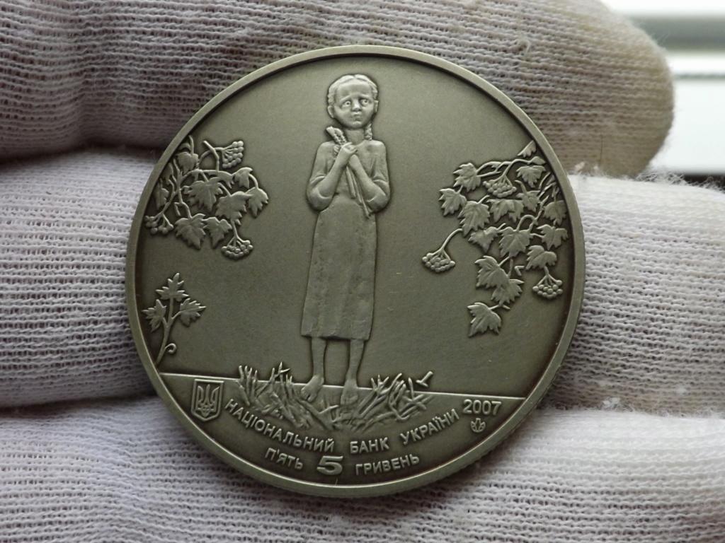 """5 Griven de 2.007. 75º Aniversario del """"Holodomor"""" o genocidio por hambre en Ucrania Dscf5131"""
