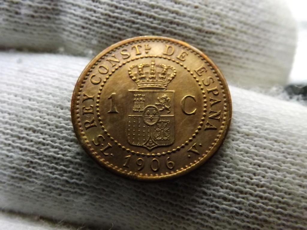1 Céntimo de Peseta 1.906 (SLV). Mi pequeña superviviente. Dscf5318