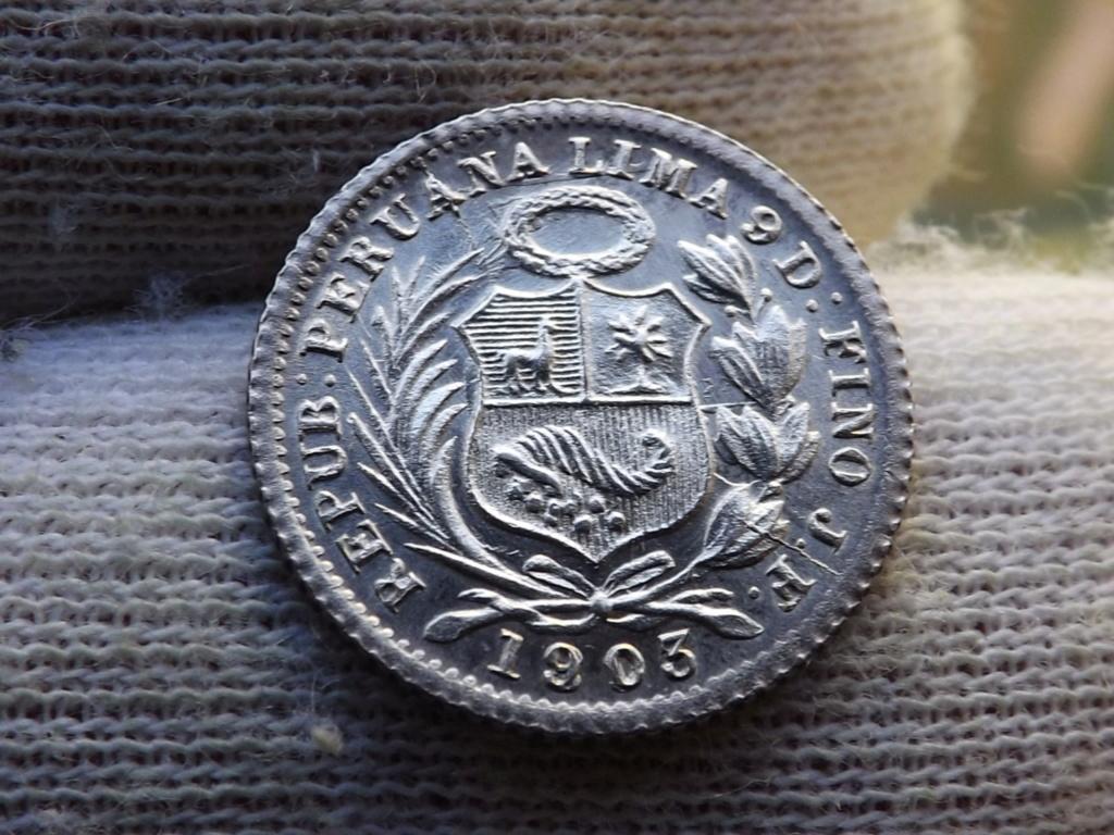 ¡¡¡Pe(z)queñinas sí, gracias!!! Perú ½ Dinero de 1.903 sobre 1.893. Dscf5419