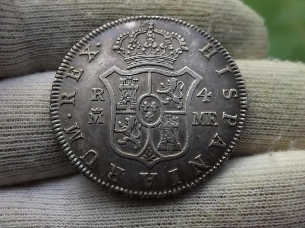 4 Reales de 1.791 Madrid, Carlos IV. Dscf6117