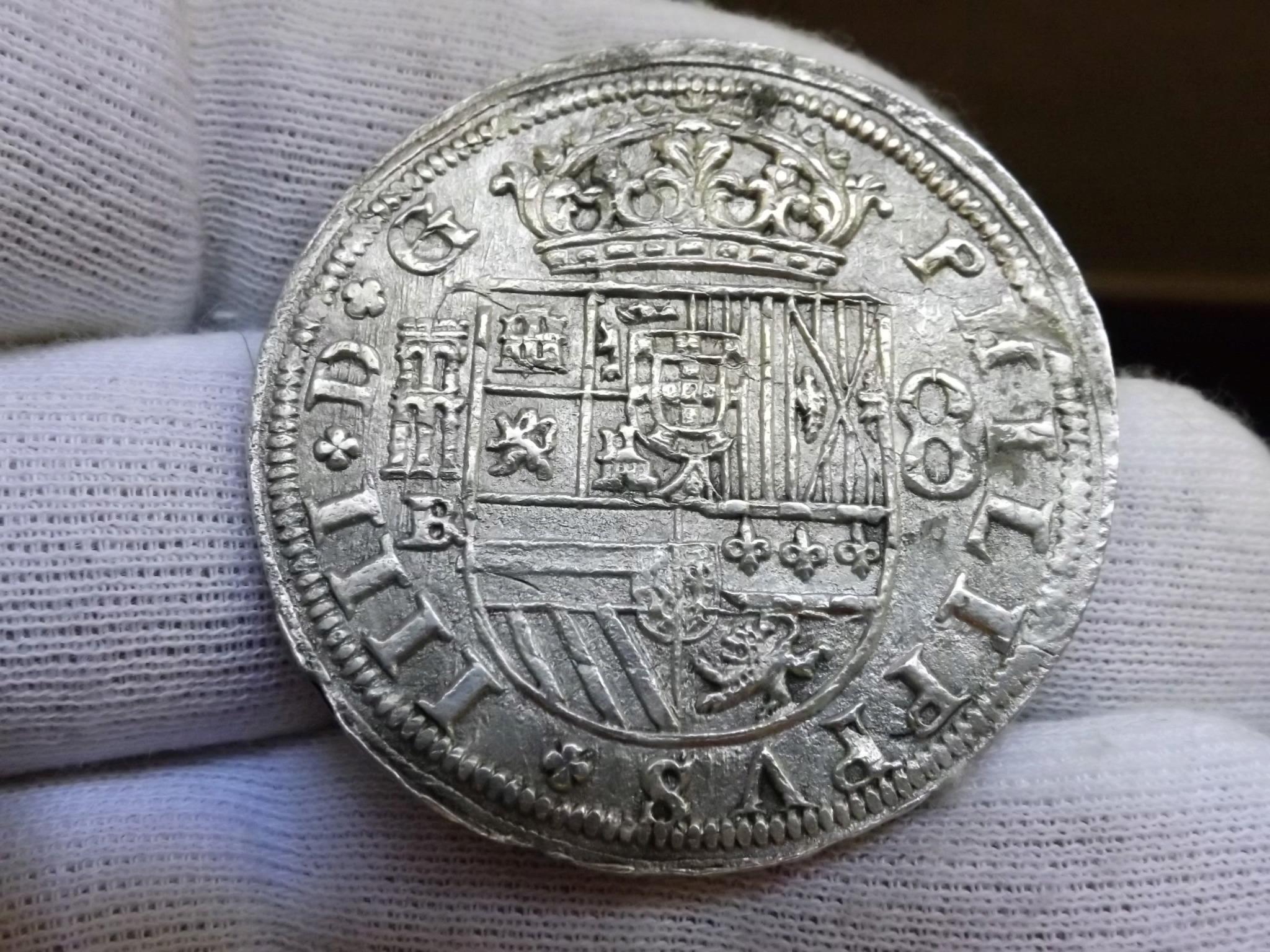 8 Reales 1660 Segovia , Felipe IV Dscf6422