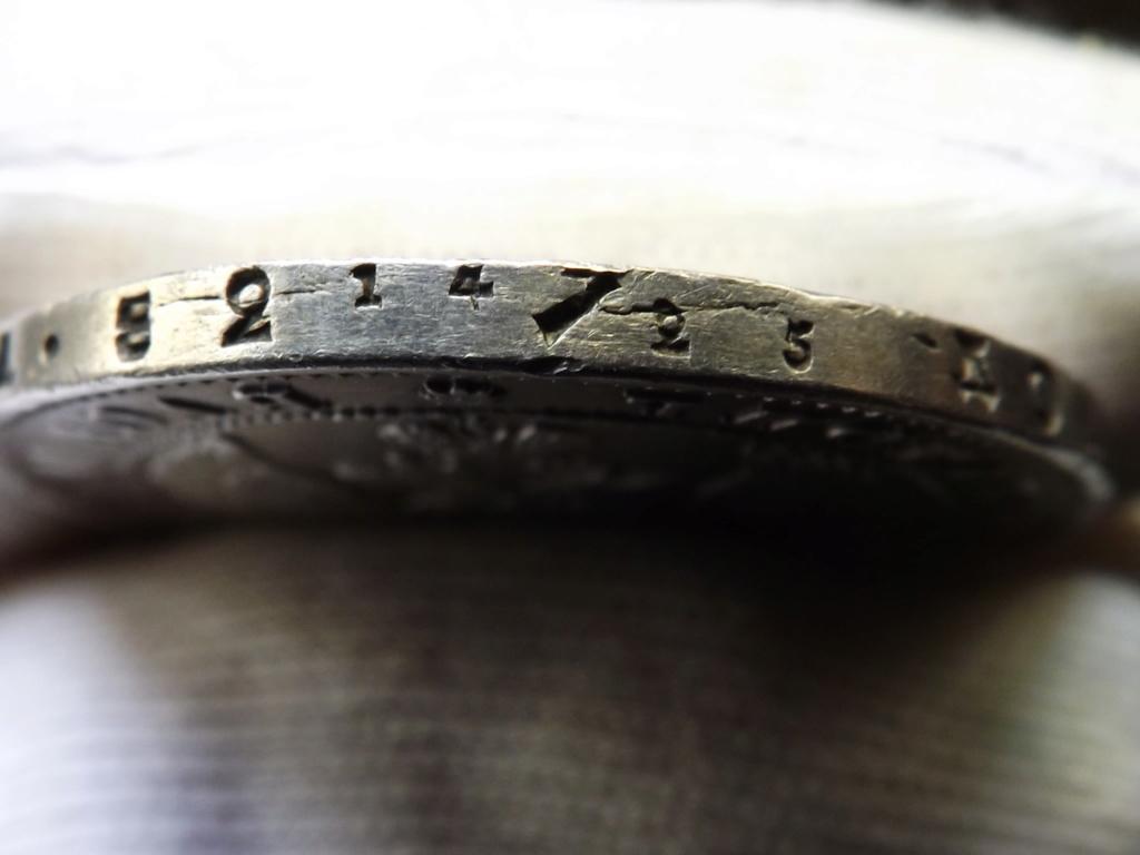 1 Rublo de 1.843, Rusia. Dscf6517