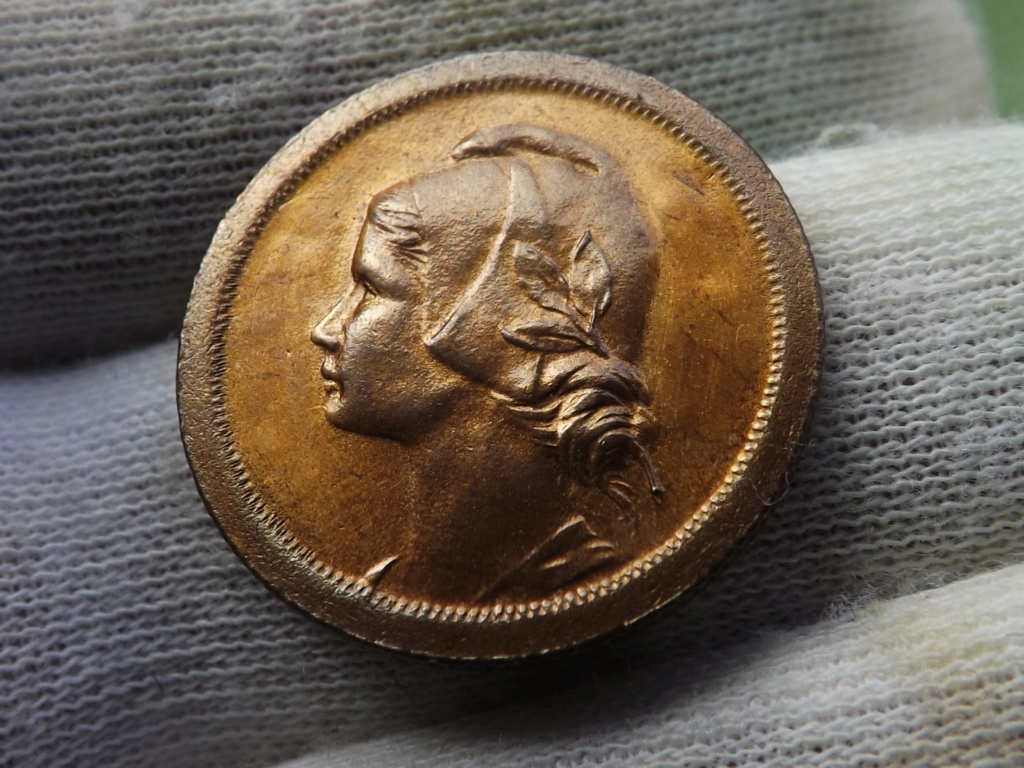 10 Centavos de Escudo 1.930, Portugal. Dscf6823