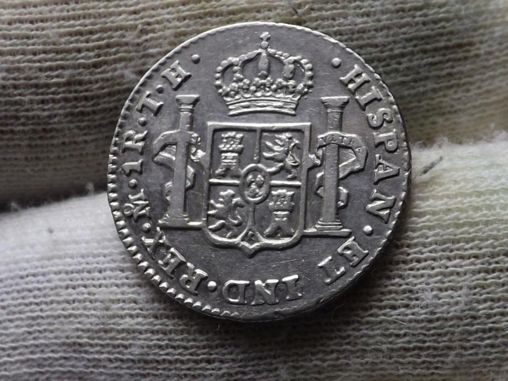 1 Real de 1.809, Méjico. Busto imaginario de Fernando VII. Dscf6920