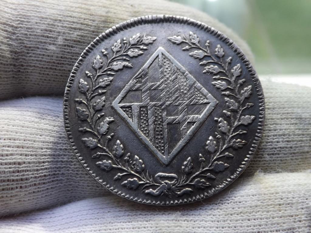2½ Pesetas de 1.809 de la Ocupación Napoleónica de Cataluña. Dscf6923