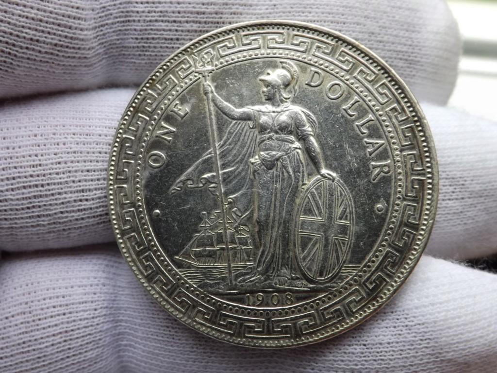 1 dolar de Honkong 1911 Dscf7221