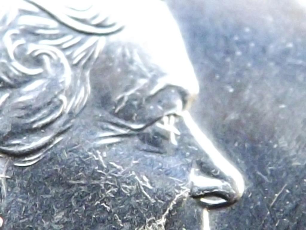 1 Libra de 2.017 de Gran Bretaña. En guerra contra la falsificación. Dscf7232