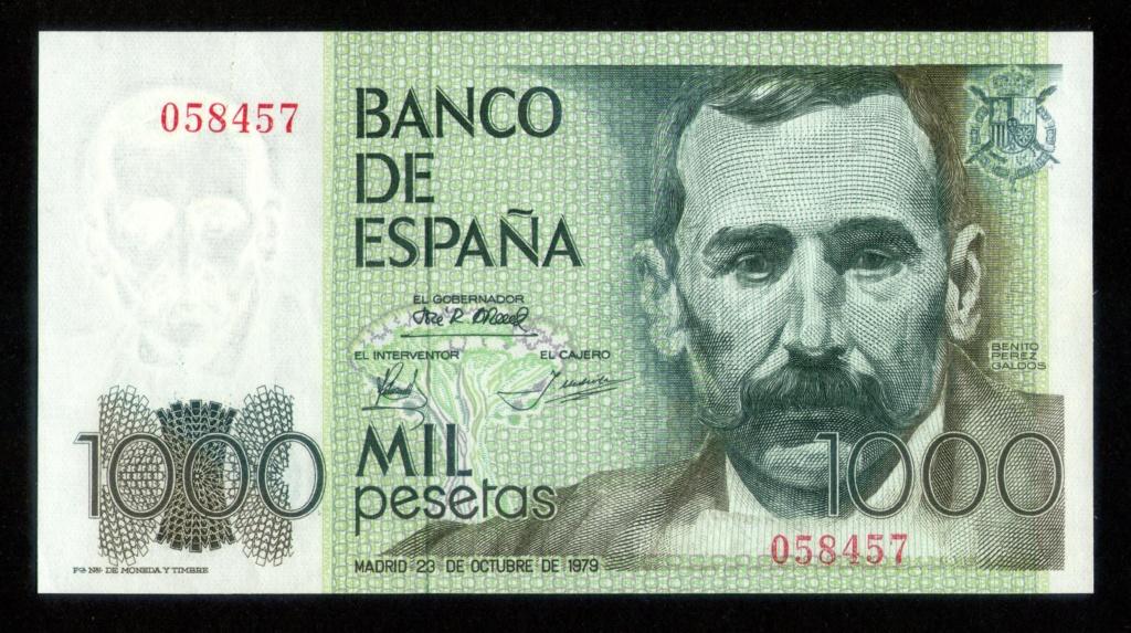 Personajes importantes en billetes Espaza10