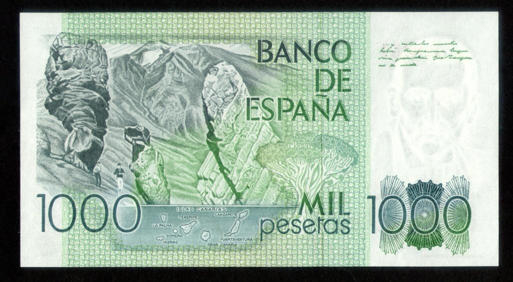 Personajes importantes en billetes Espaza11
