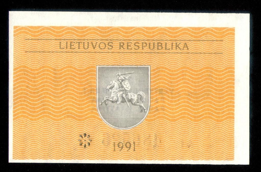 Billetes con errores Lituan13