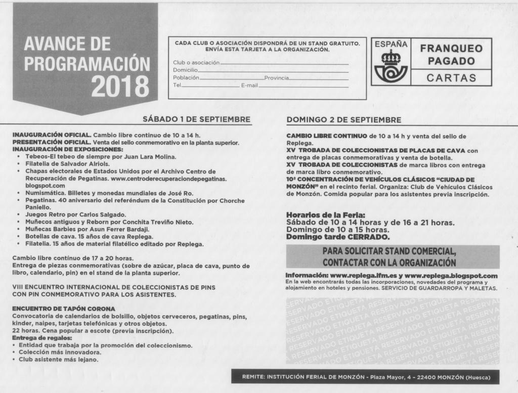 Feria del Coleccionismo en Monzón ( Huesca ) Repleg11