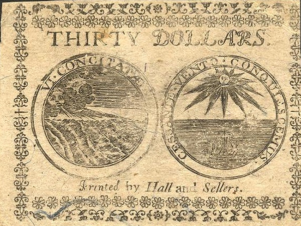 Dudas... 30 dólares pagaderos en moneda española - Baltimore, 1777 Usas0111