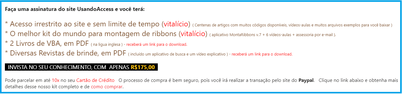 MontaRibbons V.7.0 no Access 2013, 2016, 2019 e 365 (todas as versões) - Página 2 0138
