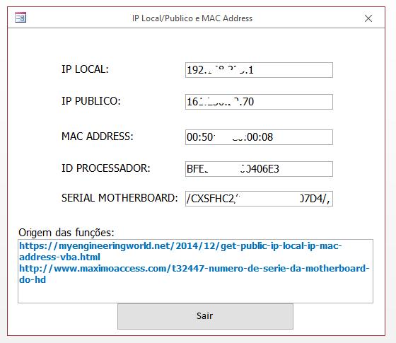 [Resolvido]Enviar mensagem de aviso caso não seja o original 0152