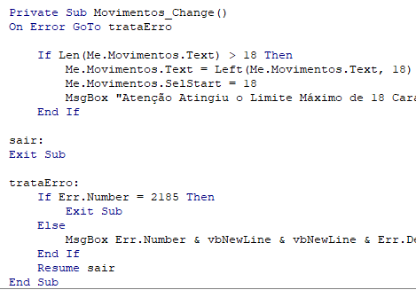 [Resolvido]Como descobrir o erro em accdr 0176