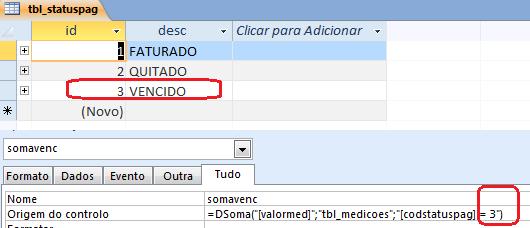 [Resolvido]Erro nas funções DSOMA e DCONTAR em formulário 025