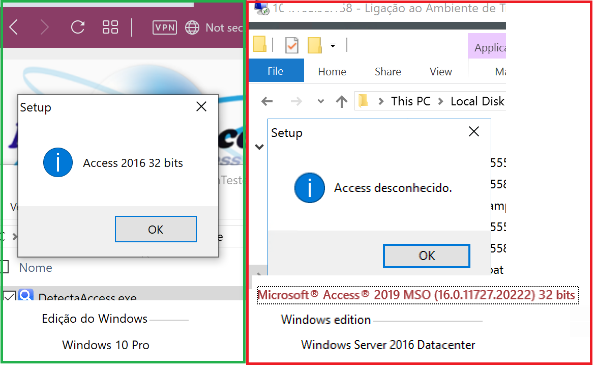 [Resolvido]Qual é a versão Access? 076
