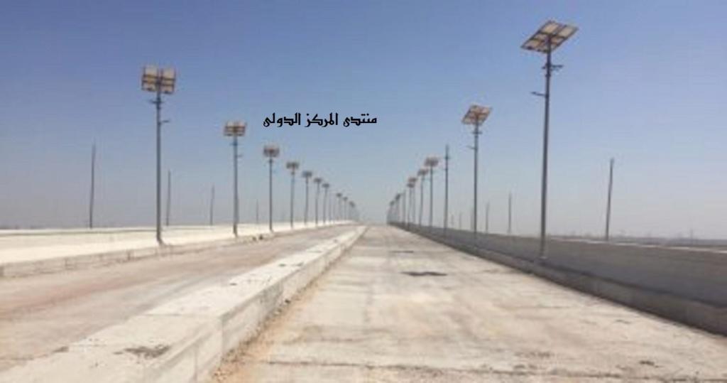 محور الدخيلة يحل اختناقات المرور بغرب الإسكندرية.. تعرف على موعد افتتاحه  20170910