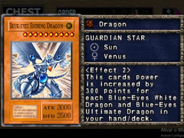 Yu-Gi-Oh! Forbidden Memories II, Versão FINAL (EMULADOR/ANDROID)