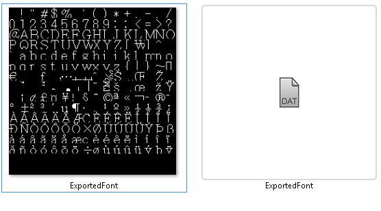 Editor de Font (Crystalshire) 112